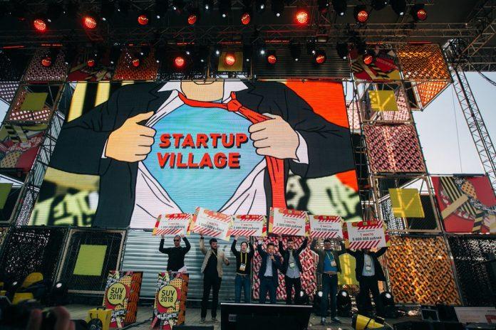 StartupVillage2018