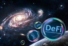 Объемы DeFi увеличиваются