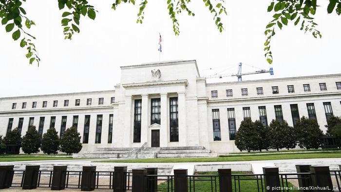 Действия ФРС США
