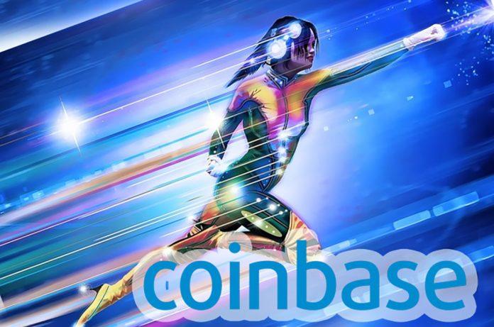 Coinbase effect