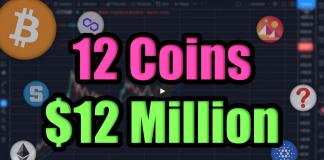 ТОП-12 криптовалют с большим потенциалом
