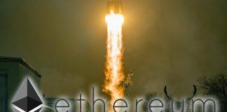 Ethereum растет