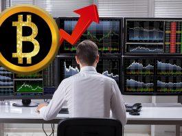 Профессионалы торгуют биткоином