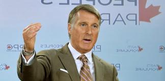 Лидер политической партии Канады поддержал BTC