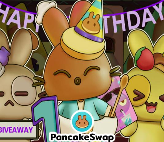 День рождения PancakeSwap